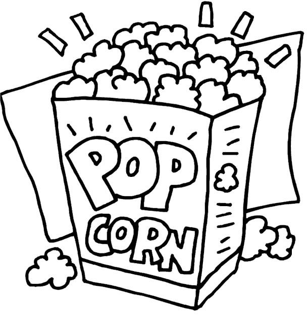 Coloriage et dessins gratuits Cinéma et amusement à imprimer