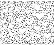 Coloriage Amour 49