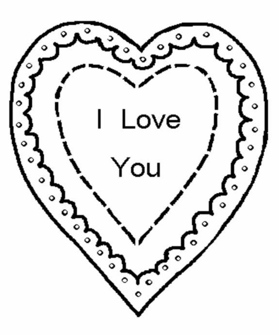 Coloriage les meilleur sentiments d 39 amour dans un coeur - Un gros coeur d amour ...