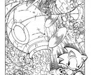 Coloriage et dessins gratuit Adulte Difficile dessin animé à imprimer