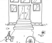 Coloriage et dessins gratuit Ecole 26 à imprimer