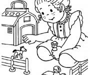 Coloriage et dessins gratuit Ecole 39 à imprimer