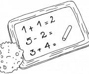Coloriage et dessins gratuit Ecole 40 à imprimer