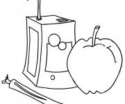 Coloriage et dessins gratuit Ecole 66 à imprimer