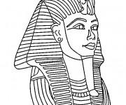 Coloriage et dessins gratuit Egypte 33 à imprimer