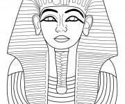 Coloriage et dessins gratuit Egypte 37 à imprimer