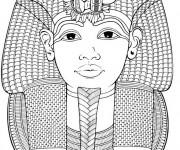 Coloriage et dessins gratuit Egypte 42 à imprimer