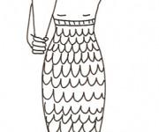 Coloriage et dessins gratuit Egypte 61 à imprimer