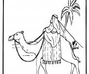Coloriage et dessins gratuit Egypte 76 à imprimer