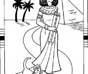 Coloriage et dessins gratuit Egypte 78 à imprimer