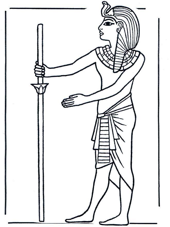 Coloriage A Imprimer Egypte Antique.Coloriage Papyrus Egypte Antique Dessin Gratuit A Imprimer