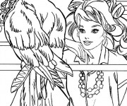 Coloriage et dessins gratuit Ado en ligne à imprimer