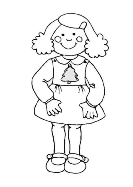 Coloriage et dessins gratuits Fille 7 ans à imprimer