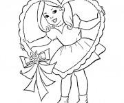 Coloriage et dessins gratuit Fille et Innocence à imprimer