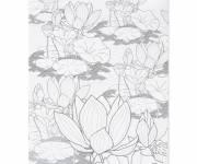 Coloriage et dessins gratuit Inspiration fleurs zen stylisé à imprimer
