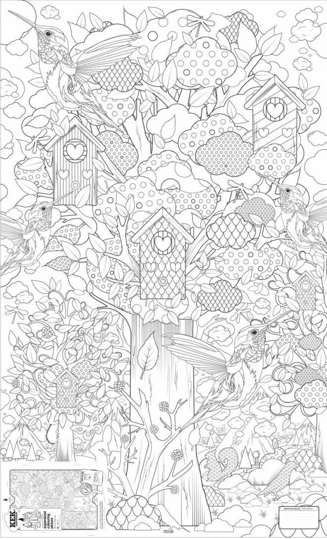 Coloriage et dessins gratuits Inspiration Zen couleur à imprimer