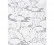 Coloriage et dessins gratuit Inspiration Zen stylisé à imprimer