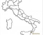 Coloriage dessin  Italie 18