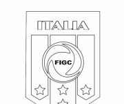 Coloriage dessin  Italie 7