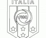 Coloriage dessin  Italie 9