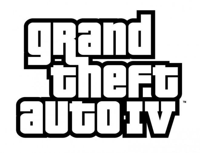 Coloriage et dessins gratuits Grand Theft Auto Logo à imprimer