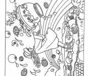 Coloriage et dessins gratuit Métiers professions à imprimer