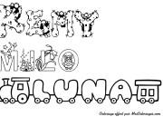 Coloriage et dessins gratuit Mon Prénom Remy à imprimer
