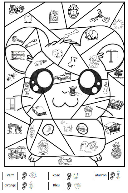 Coloriage magique cp pikachu dessin gratuit imprimer - Coloriage magique cm1 francais ...