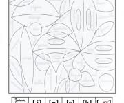 Coloriage et dessins gratuit Magique cp Prononciation à imprimer