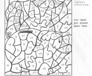 Coloriage et dessins gratuit Magique Animaux à imprimer