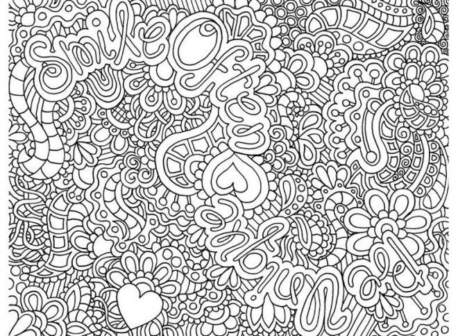 Coloriage et dessins gratuits Mandalas Zen à imprimer
