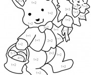 Coloriage et dessins gratuit Mathématiques 3 à imprimer