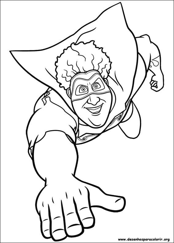 Coloriage et dessins gratuits Hal Stewart en couleur à imprimer
