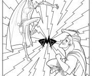 Coloriage dessin  Megamind 10