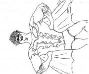 Coloriage dessin  Megamind 18