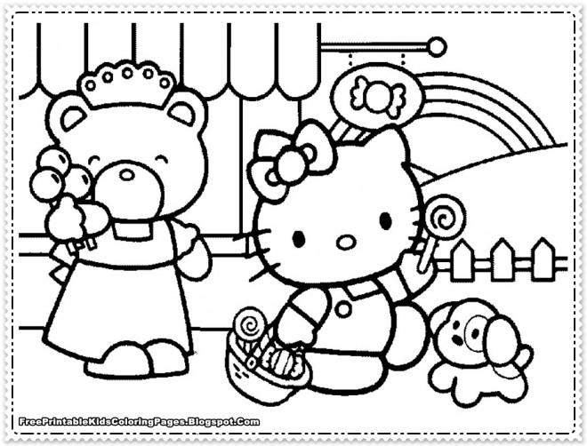 Coloriage et dessins gratuits Minou à colorier à imprimer