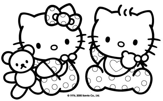 Coloriage et dessins gratuits Minou Bébé à imprimer