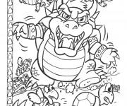 Coloriage Nintendo 5