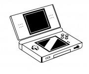 Coloriage Nintendo 8