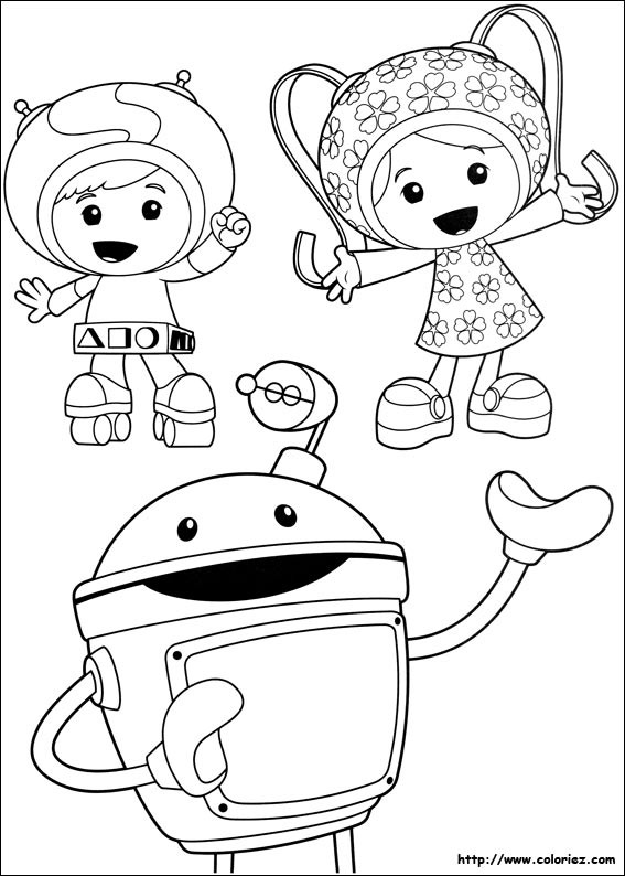 Coloriage et dessins gratuits Nintendo Dessin Animé à imprimer