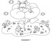 Coloriage et dessins gratuit Nintendo en couleur à imprimer