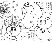 Coloriage et dessins gratuit Nintendo Pokémon à imprimer