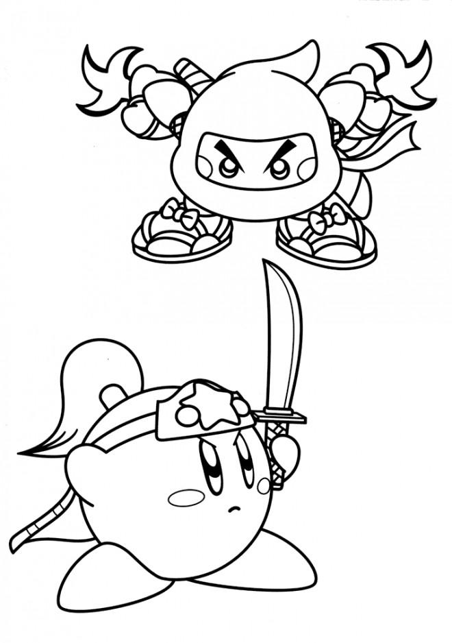 Coloriage et dessins gratuits Nintendo Wario Jouet à imprimer