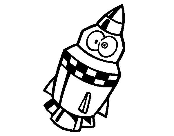 Coloriage et dessins gratuits Un Petit Fusil à imprimer