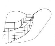 Coloriage dessin  Pont 11