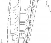 Coloriage Pont maternelle