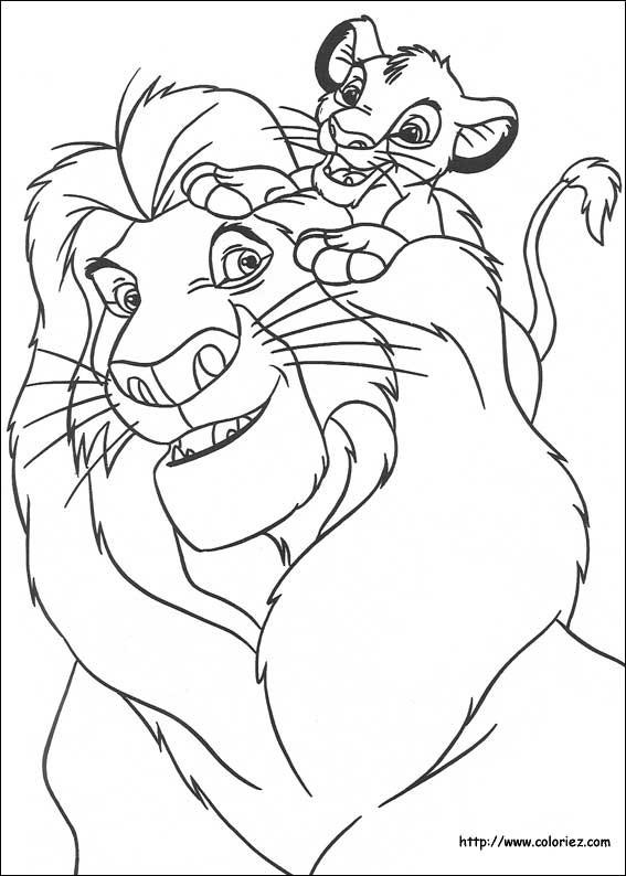 Coloriage Portrait Dessin Animé Disney dessin gratuit à imprimer