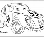 Coloriage dessin  Voiture 24