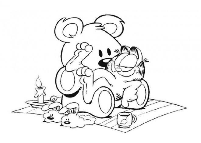 Coloriage et dessins gratuits Anti-Stress Animaux Disney à imprimer