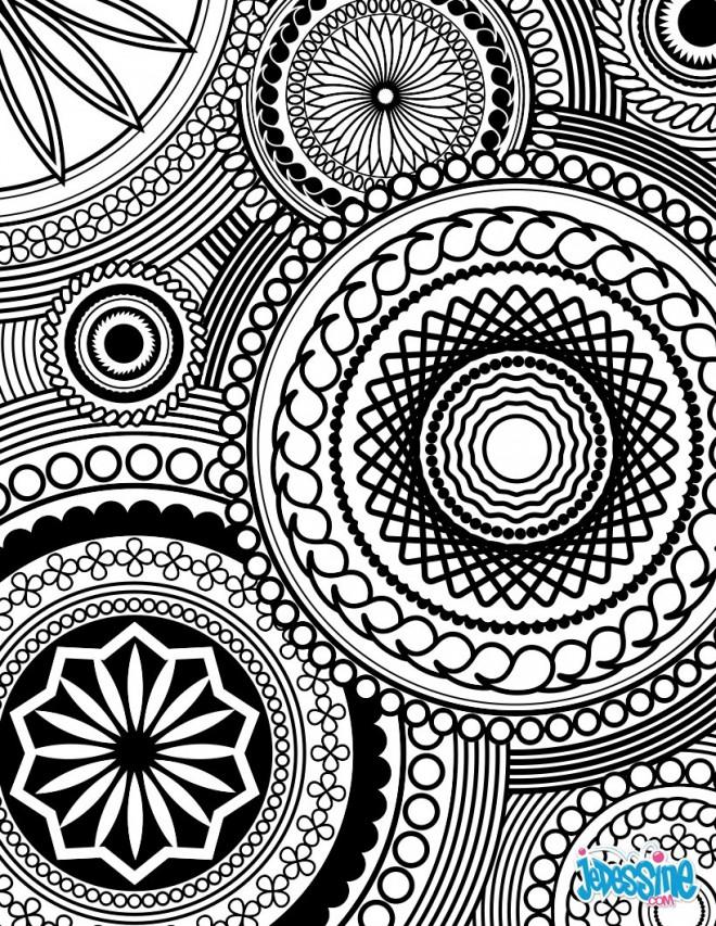 Coloriage et dessins gratuits Relaxant maternelle à imprimer